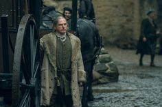 "Loved seeing Colum again. Episode 208 ""The Fox's Lair"" of Outlander Season Two on Starz."