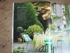 Happy to see our products and botanical prints in the actual Interio magazine.  www.beyond-textiles.com Manufacturer of home textiles, garments and leather goods. Botanical Prints, Home Textile, Things To Buy, Textiles, Patio, Magazine, Happy, Outdoor Decor, Leather