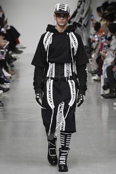KTZ Fall 2017 Menswear Fashion Show