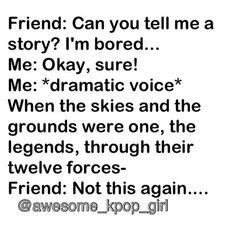 Lol. Every time. #exo #kpop