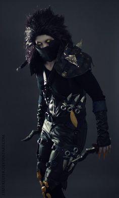 Shade Master Kiryn 02 ~ Undead Cosplay ~ World of Warcraft by FirstKeeper.deviantart.com on @deviantART