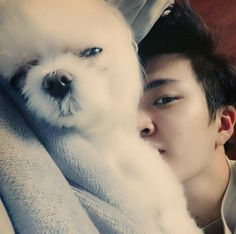 Youngjae and coco