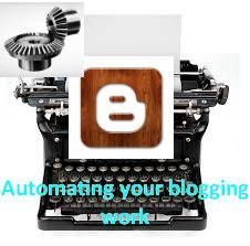 Automating your blogging work - simple photomontage
