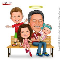 Why not include the deceased love ones in your family caricature? Memorial and sympathy gifts specially created to make the picture whole Wedding Caricature, Farewell Gifts, Bereavement Gift, Remembrance Gifts, Superhero Birthday Party, Anniversary Gifts For Him, Sympathy Gifts, Perfect Gift For Mom, Memorial Gifts