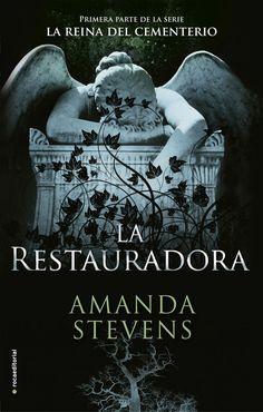 La restauradora – Amanda Stevens – Primer Capítulo