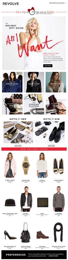 Revolve Gift Guide