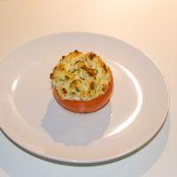 Tomaat gevuld met ricotta : Koolhydraatarme recepten