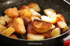 Pan-Fried Potatoes