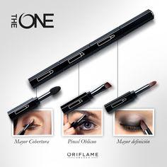 #OriflameTheONE tiene todo bajo control: ¡#Ojos y #Cejas 100% dominados!