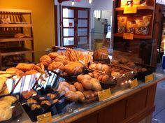 Granville Island Marketplace; the bread smelled wonderful
