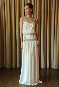 Temperley London wedding gown, see the rest of the Spring 2013 Bridal Collection: http://brid.es/HOdNQ0