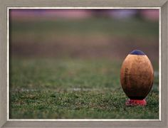 Rugby ball!