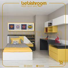 Study Room Design, Home Room Design, Kids Room Design, Bed Design, Kids Room Furniture, Bed Furniture, Black Bedroom Sets, Tv Unit Interior Design, Welded Furniture