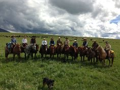 The Crew - McCafferty Ranch