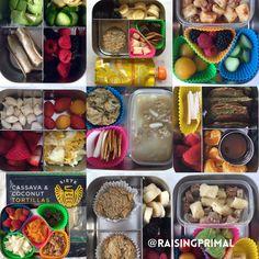 Raising Primal Lunchbox Weekly 18