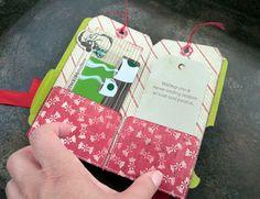 Joyous Gift Card Holder