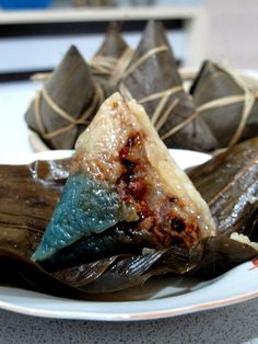frozen wings : Penang Nyonya Chang ( Rice Dumplings )