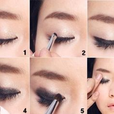 1000+ images about Hair & Make-up on Pinterest | Asian eyeshadow ...