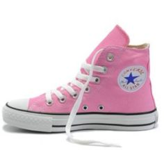 cfba3d7644db Pink Hightop Converse Women s Size 5 Shoes are still in great condition the  white rubber is still sparkling clean! The canvas is in great condition and  ...