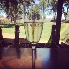Domaine Chandon is a sparkling specialist.