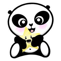 lil'panda a star is born, the cutest little kawaii panda in the world. www.lilpanda.com