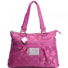 Coach in Pink