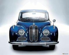 BMW 501 1952–64