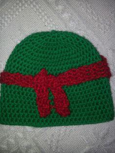 Turtle-Mütze Rückansicht by Sabrina Djau