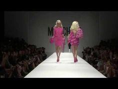 Moschino ha presentado su colección Barbie - Glamour & Style