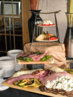 Antipasti Station #valleybrookweddings #valleybrookcountryclub