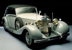 Hermosura! 1935 Mercedes-Benz 500K
