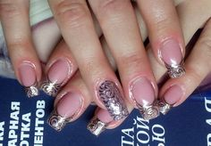NAIL CASTING TECHNIQUE by Iryna from Nail Art Gallery
