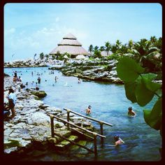 Excaret in the Riviera Maya... Been there, done that