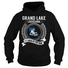 Grand Lake, Louisiana - Its Where My Story Begins
