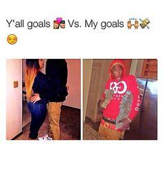 Both is my goals