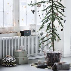 skandinavische weihnachtsdekoration von ferm living bei rokdouble.com