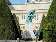 Na Janelinha para ver tudo: O grandioso Pensador de Rodin
