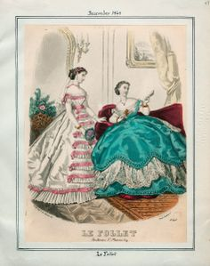 December, 1865 - Le Follet