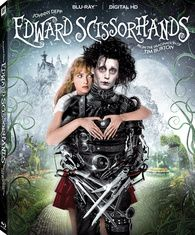 Edward Scissorhands (Blu-ray) Temporary cover art