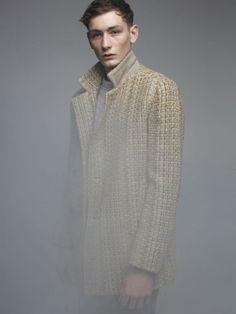 Stephan Schneider F/W 2014 - Men's | StyleZeitgeist Magazine