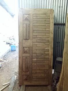 Wooden Main Door Design, Front Door Design, Paint Doors, Hallway Closet, Shree Ganesh, Door Design Interior, Entrance Doors, Wooden Doors, Wooden Furniture