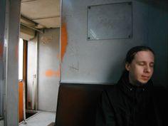 in a train to Monastir