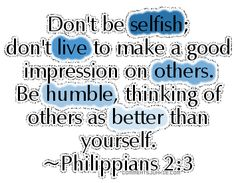 DONT B SELFISH Pictures, Images and Photos