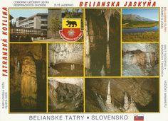 Belianska jaskyňa Romeo Und Julia, Places Of Interest, Bratislava, Prague, Postcards, Painting, Art, Painting Art, Paintings