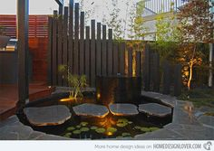 15 Ideas for Asian Patio Designs