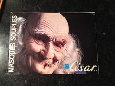 https://flic.kr/s/aHsk457jjo | Cesar masks catalog