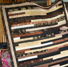 Jelly Roll Quilting For Men 59 Ideas For 2019 Hand Quilting Patterns, Jelly Roll Quilt Patterns, Quilting Tutorials, Quilting Projects, Tatting Patterns, Batik Quilts, Jellyroll Quilts, Boy Quilts, Amish Quilts