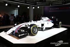 The Williams Martini Racing FW36