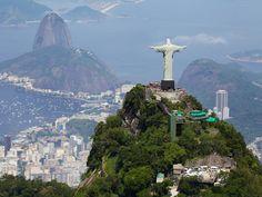 Seguro que hay cosas del #CristoRedentor que no conoces ¡Descubre todas sus #Curiosidades! #RioDejaneiro #Brasil