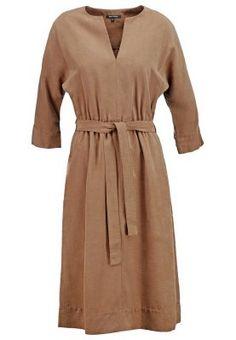 Sukienka letnia - dark teak